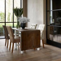 Cape breton dining chair pell camel