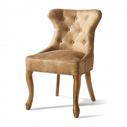 George dining chair pellini camel