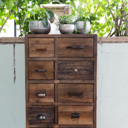 Spring street chest of drawers