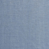 Metropolis sofa 3 5 seater washed cotton ice blue