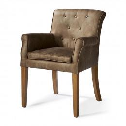 La scala dining armchair pellini coffee