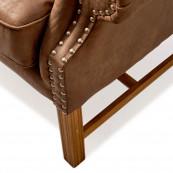 Franklin park wing chair pellini coffee