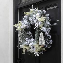 Pretty pinetree wreath