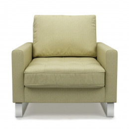 West houston armchair cot rockgr