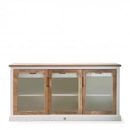 Pacifica glass dresser