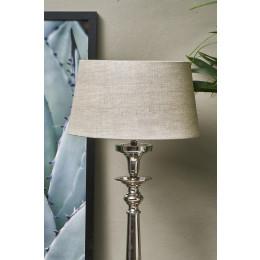 Loveable linen lampsh nat 25x30