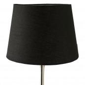 Loveable linen l shade black 35x45