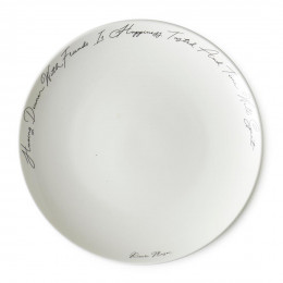 Chef s table breakfast plate