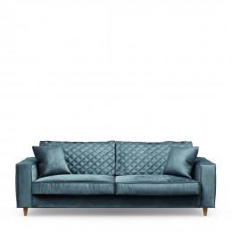 Kendall sofa 3 5s velv petrol