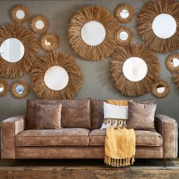 Kendall sofa 3 5s velvet glbeige