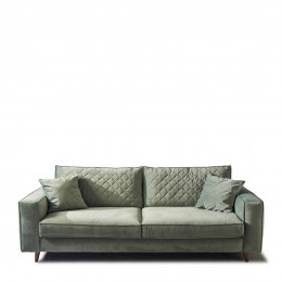 Kendall sofa 3 5s velv jade
