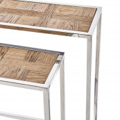 Bleeckerstreet 2 side table set