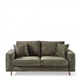 Kendall sofa 2 5s velv ivy