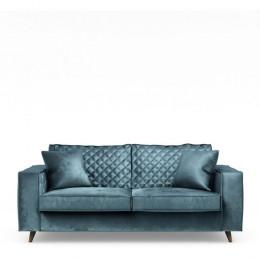 Kendall sofa 2 5s velv petrol