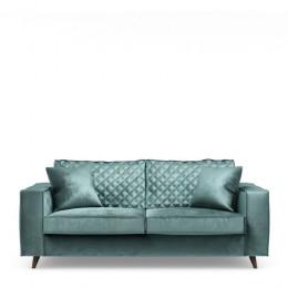 Kendall sofa 2 5s velv minblue