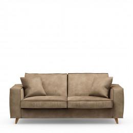 Kendall sofa 2 5s velvet glbeige