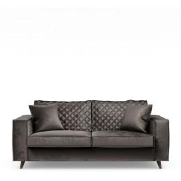 Kendall sofa 2 5s velv grigrey