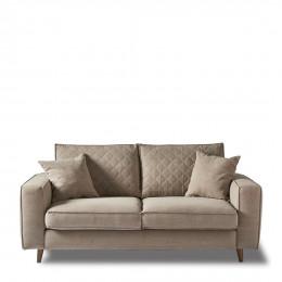Kendall sofa 2 5s cotton natural