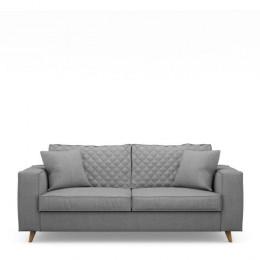 Kendall sofa 2 5 seater cotton grey