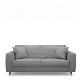 Kendall sofa 2 5 seater cotton grey