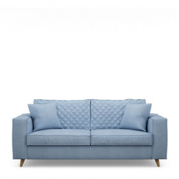 Kendall sofa 2 5s cotton ice blue