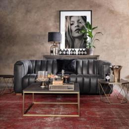 Costa mesa coffee table 90x90