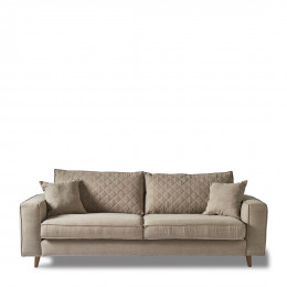 Kendall sofa 3 5s cotton naturel