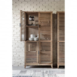 Divers cove cabinet oak