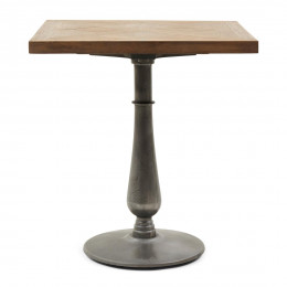 Hudson yard bistro table 70x70