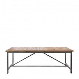 Arlington dining table 230x90 ext
