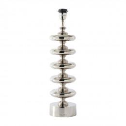 Pebble lamp base