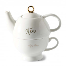 Cosy tea for one pot