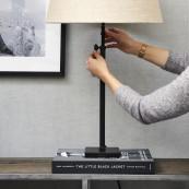 Soho house table lamp