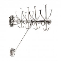 Grand theater coat hanger