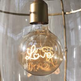 Rm love hanging lamp led bulb