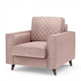 Kendall velvet armchair blossom