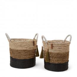 Bandung basket set of 2 pieces