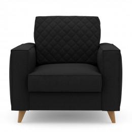 Kendall armchair bsblack