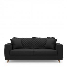 Kendall sofa 2 5 seater bsblack