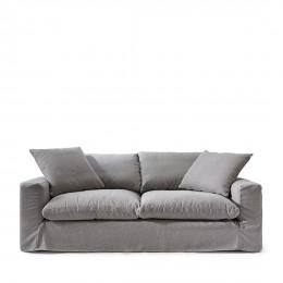Residenza sofa 3 5 seater steelgr