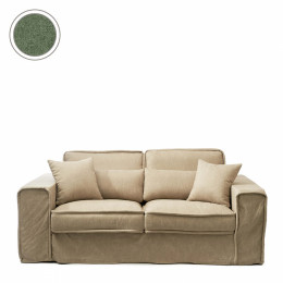 Metropolis sofa 2 5 seater frgreen