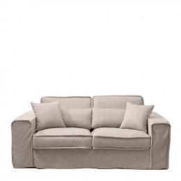 Metropolis sofa 2 5 seater flaflax