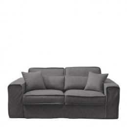 Metropolis sofa 2 5 seater stgrey