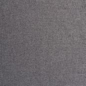 Metropolis sofa 2 5 seater oxford weave steel grey