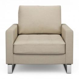 West houston armchair flaflax