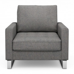 West houston armchair clcharc