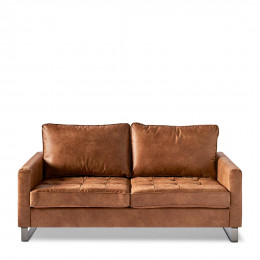 West houston sofa 2 5s pell brown