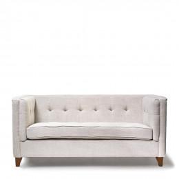 Radziwill sofa 2s linen fabflax