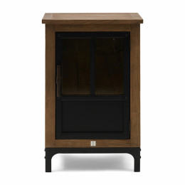 The hoxton bed cabinet left