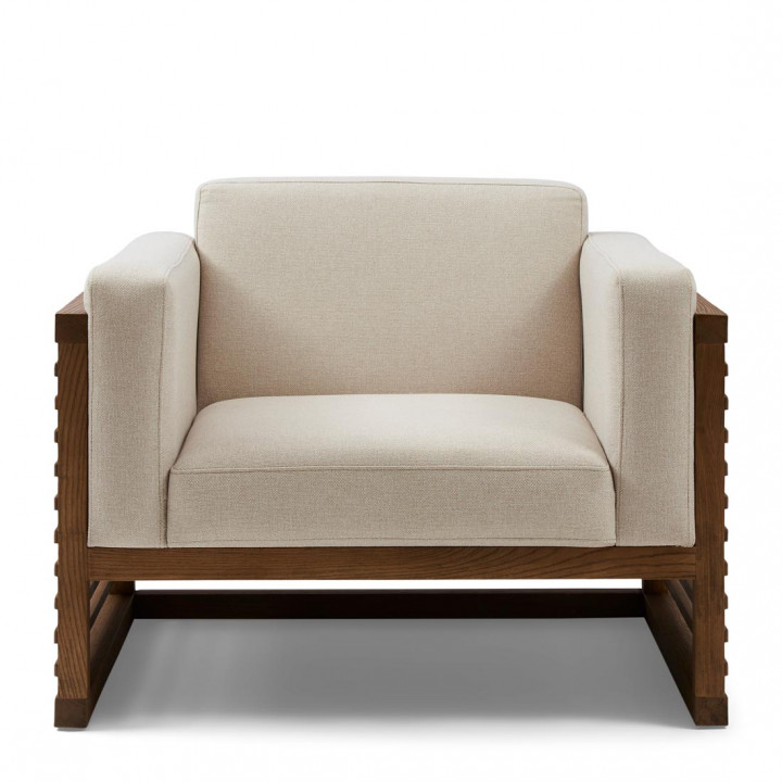 Divers cove armchair flandflax